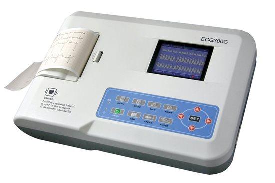 Imagen de Electrocardiógrafo Contec 300G
