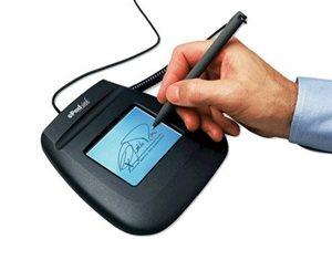 Imagen de Tableta digitalizadora de firmas ePad VP9805